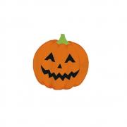 Guardanapo Abóbora 31x31 c/20 Halloween - Cromus