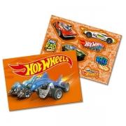 Kit Decorativo Hot Wheels - Festcolor