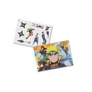 Kit Decorativo Naruto - Festcolor