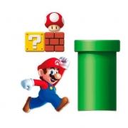 Kit Decorativo Super Mario - Cromus