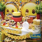 Kit Emoji p/ Festa