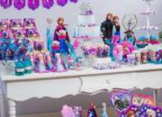 Kit Frozen p/ Festa