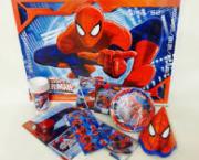 Kit Spider Man p/ Festa