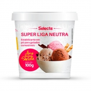 Liga Neutra para Sorvete 100g - Selecta