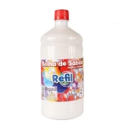 Liquido Refil Para Bolhas de Sabão 1L - BrasilFlex