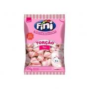 Marshmallow Torção Rosa 250g - Fini