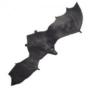Morcego Decorativo Preto - Brasilflex