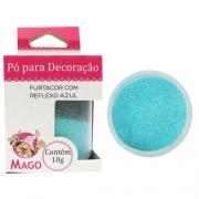 Pó Para Decoração 10g Furtacor c/ Reflexo Azul - Mago