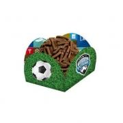 Porta Forminha Apaixonados Por Futebol c/40 - Festcolor