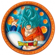 Prato 18cm Dragon Ball c/8 - Festcolor