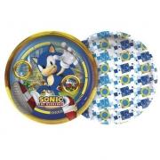 Prato 18cm Sonic c/12 - Regina