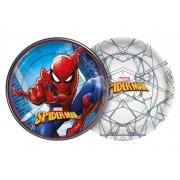 Prato 18cm Spider Man c/12 - Regina