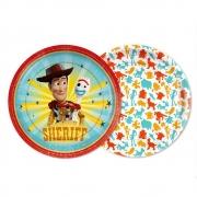 Prato 18cm Toy Story c/12 - Regina