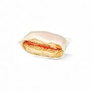 Saco Plástico p/Mini HotDog 20x11,5cm c/50 - Junco