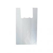 Sacola Plástica Branca 50x60cm c/100 - Rosso