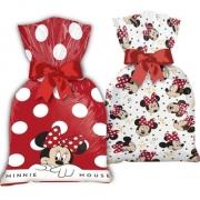 Sacola Plástica Decorativa Minnie c/12 - Regina