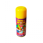 Spray para Cabelo Amarelo 120ml - Tinta Da Alegria