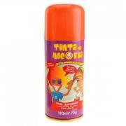 Spray para Cabelo Laranja 120ml - Tinta Da Alegria