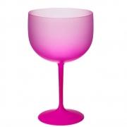 Taça Gin Shelby Fantasy Rosa Neon 500ml - Neoplas
