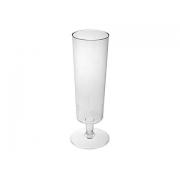 Taça Pit 120 Cristal c/5 120ml - Plastilândia