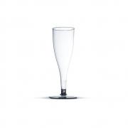 Taça Pit 140 Cristal c/5 140ml - Plastilândia