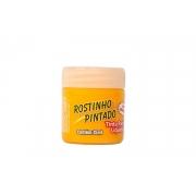 Tinta Facial 15ml Amarelo - Rostinho Pintado