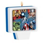 Vela de Aniversário Avengers - Regina