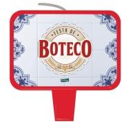 Vela de Aniversário Festa De Boteco - Festcolor