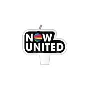 Vela de Aniversário Now United - Festcolor