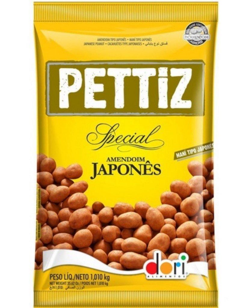 Amendoim Japonês PETTIZ 1,01kg - Dori
