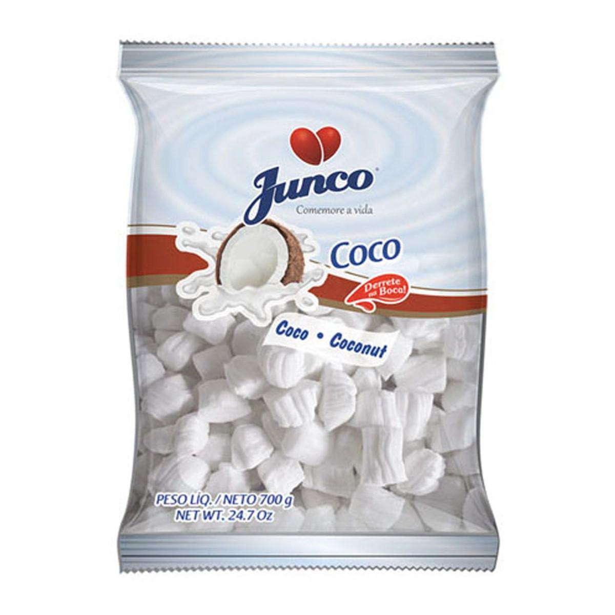 Bala de Coco 700g - Junco