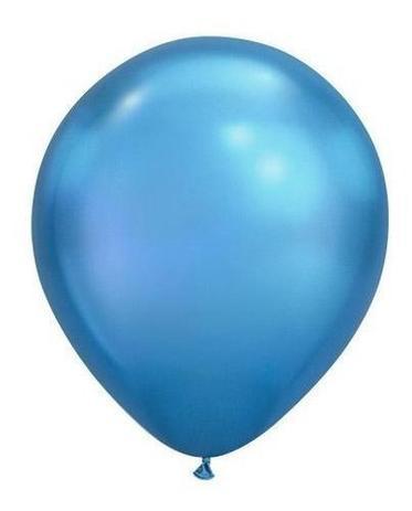 Balão Nº8 Azul Celeste c/50 - Happy Day