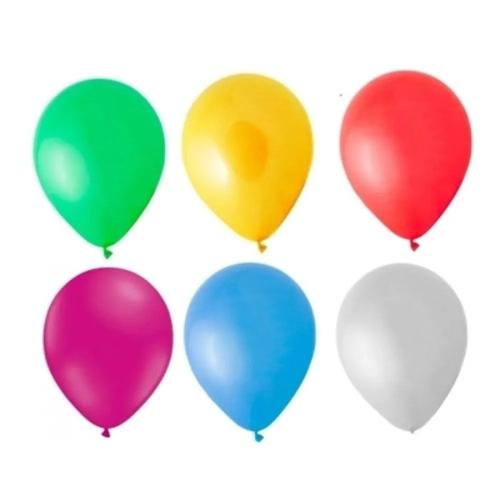 Balão Nº8 Sortido c/30 - Happy Day