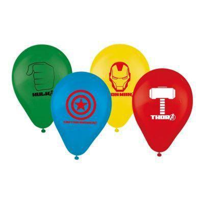 Balão Nº9 Especial Avengers c/25 - Regina