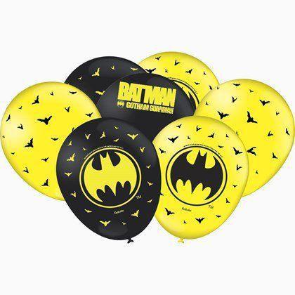 Balão Nº9 Especial Batman Geek c/25 - Festcolor