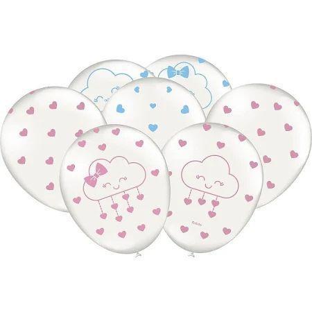 Balão Nº9 Especial Chuva De Amor c/25 - Festcolor