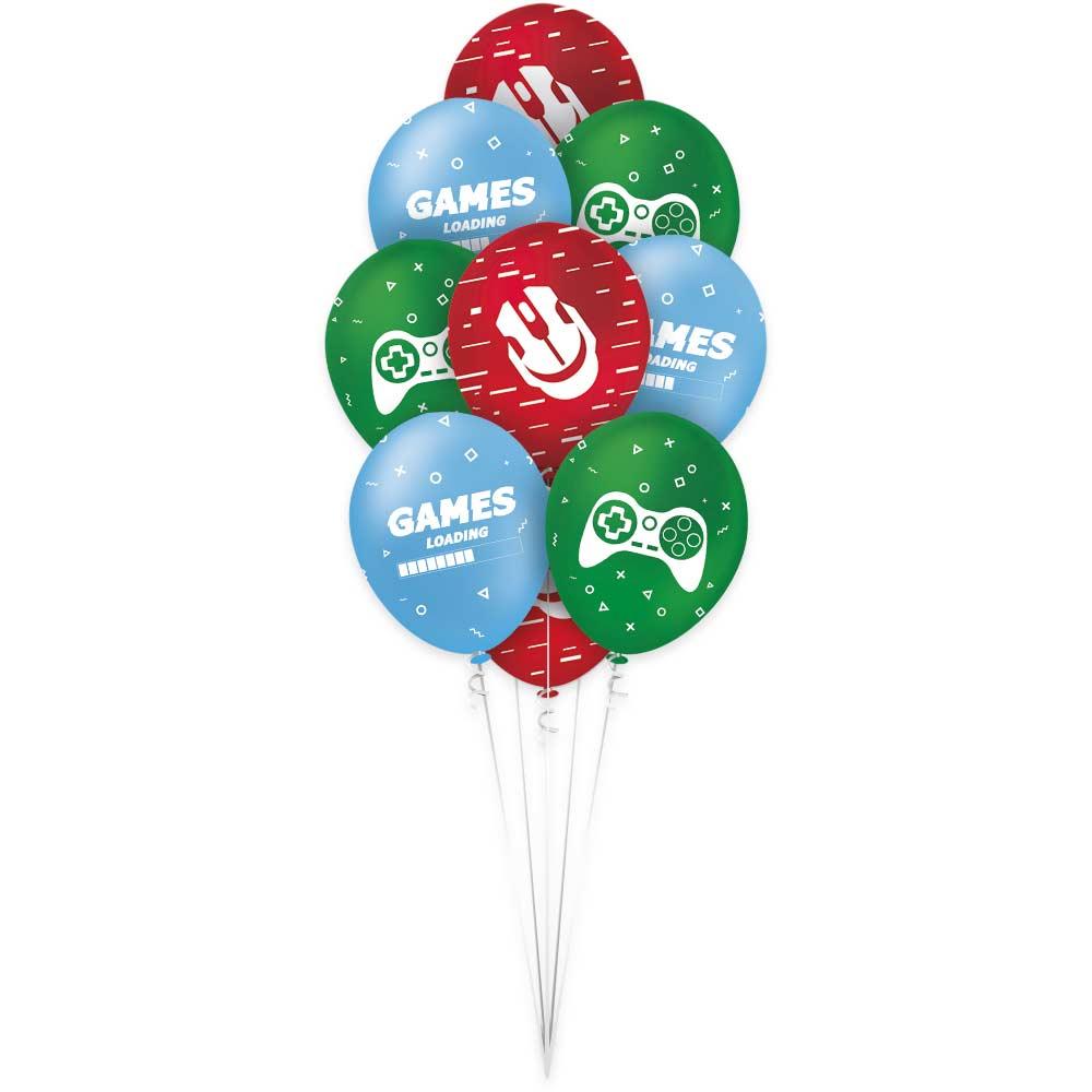 Balão Nº9 Especial Games c/25 - Regina