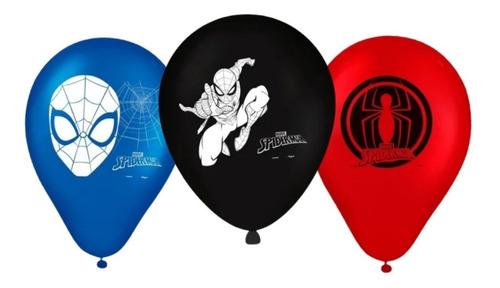 Balão Nº9 Especial Spider Man c/25 - Regina