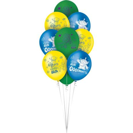 Balão Nº9 Especial Toy Story c/25 - Regina
