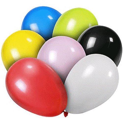 Balão Nº9 Sortido c/50 - Happy Day