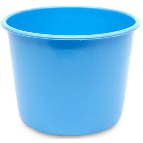 Balde Azul Bebê 1,5L - Mirandinha