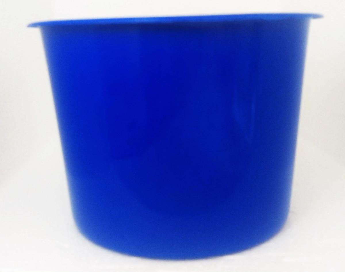 Balde Azul Escuro 1,5L - Mirandinha
