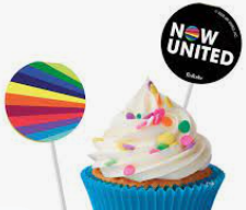 Bandeirinha Para Docinhos Now United c/8 - Festcolor