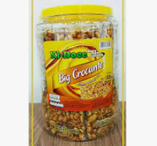 Big Crocante 1,020kg c/20 - Ki Doce