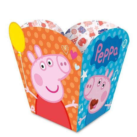 Cachepot Peppa Pig c/8 - Regina
