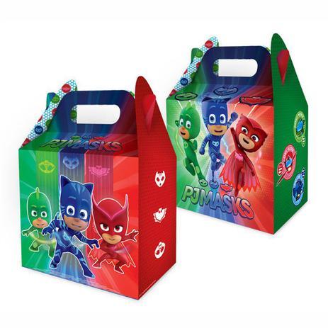 Caixa Surpresa PJ Masks c/8 - Regina