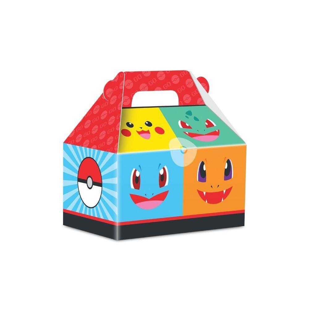 Caixa Surpresa Pocket Monsters c/8 - Junco