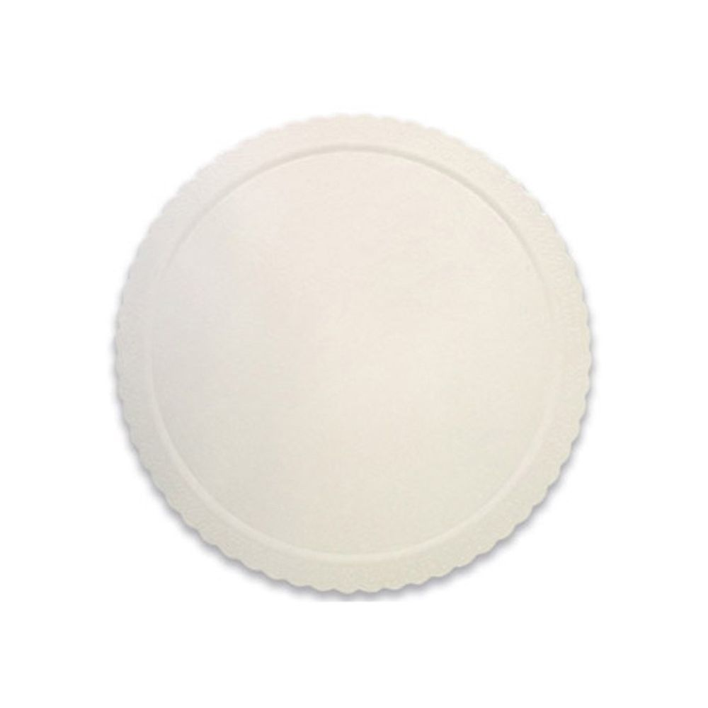 Cake Board Nº24 Branco - Curifest