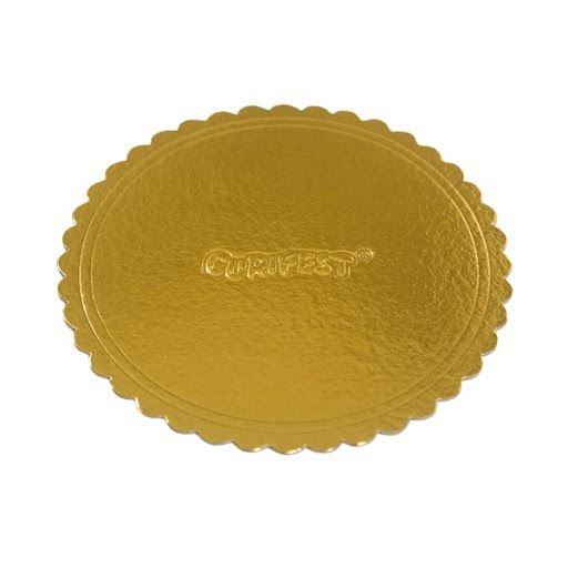 Cake Board Nº32 Dourado - Curifest