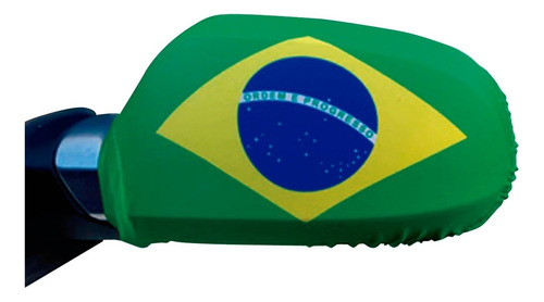 Capa Para Retrovisor Brasil